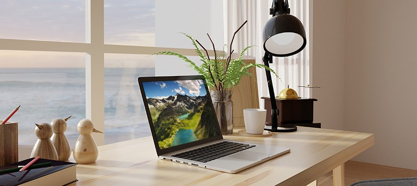 "Products and Tips for a ""Work From Home"" Productivity Boost"